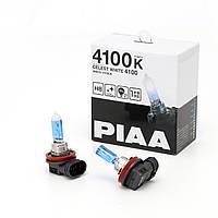 Автолампы PIAA Celest White H8 ☀ 4100K  комплект 2шт