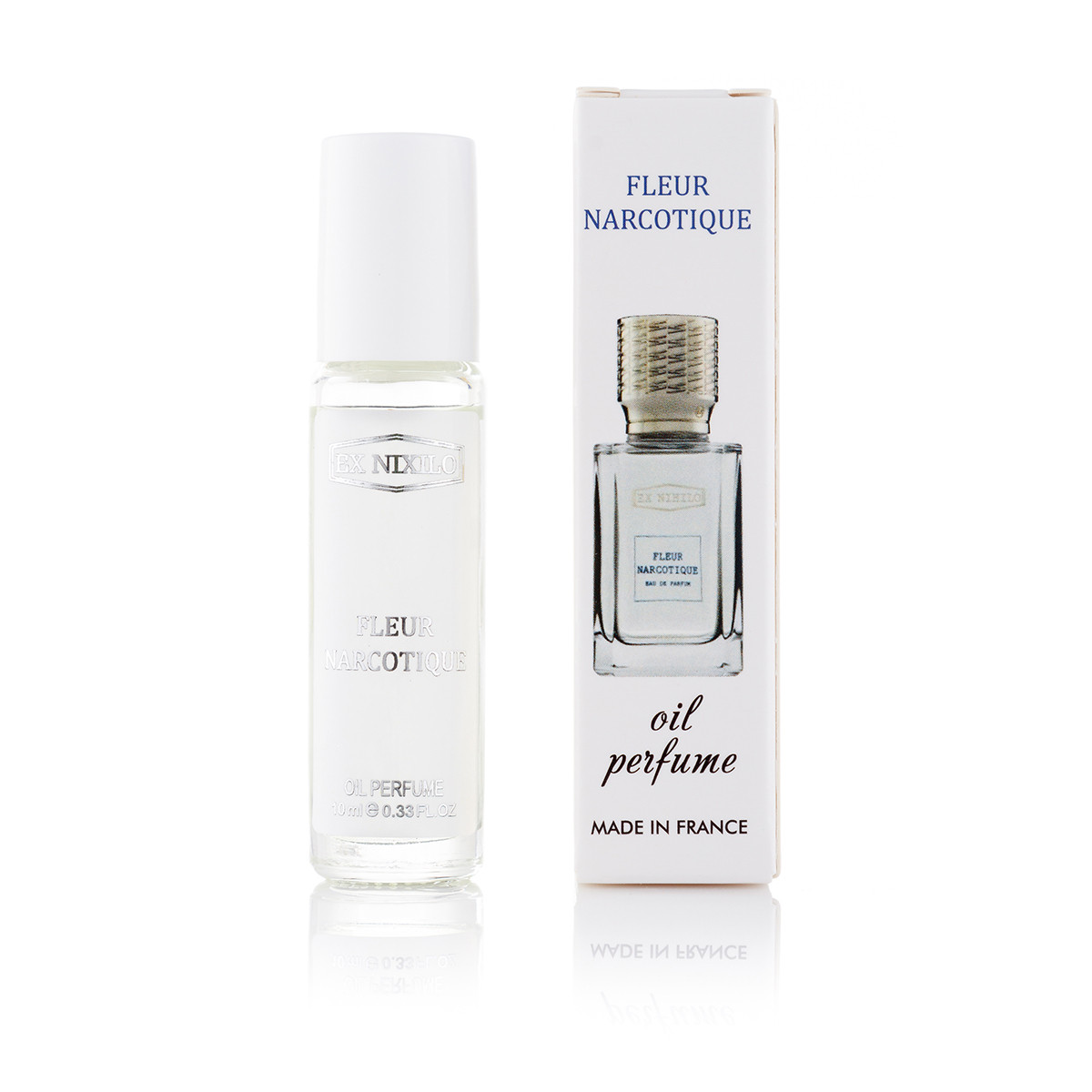 Масляный парфюм Ex Nihilo Fleur Narcotique - 10 мл (шариковый) (у)