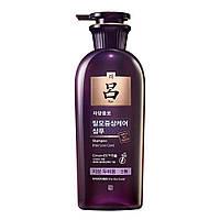 Лечебный травяной шампунь для жирной кожи головы и сухих волос Ryo Hair Loss Care, 400 мл, фото 1
