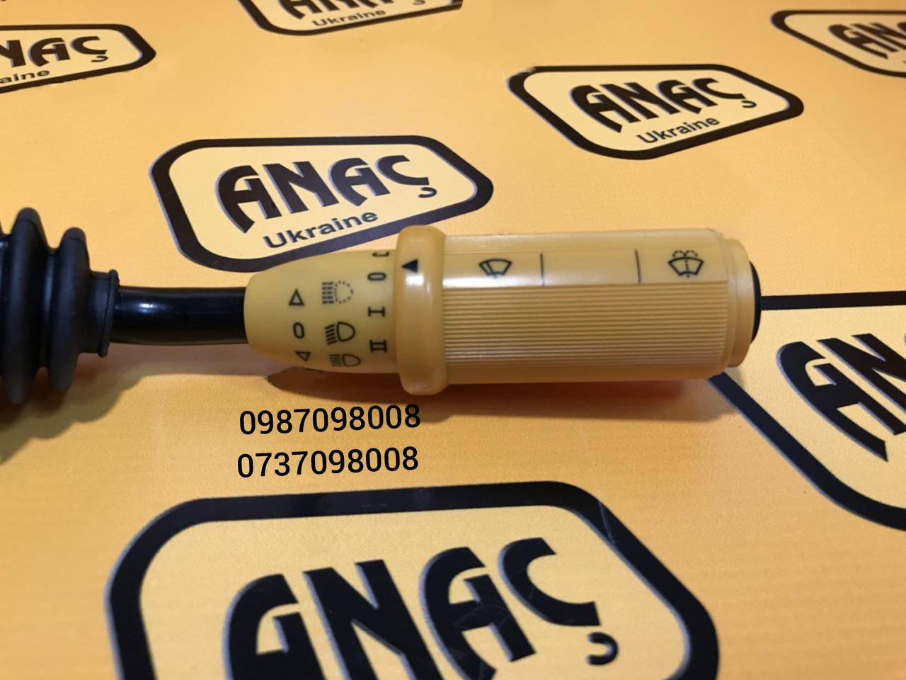 Ручка переключения для переключения дворников и поворотов  на JCB 3CX, 4CX  ,  номер : 701/70001