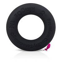 Эрекционное кольцо The Screaming O - Ringo Ritz черное, фото 1