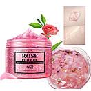 Маска для лица Images Flower Petals Mask Rose 120 g, фото 2