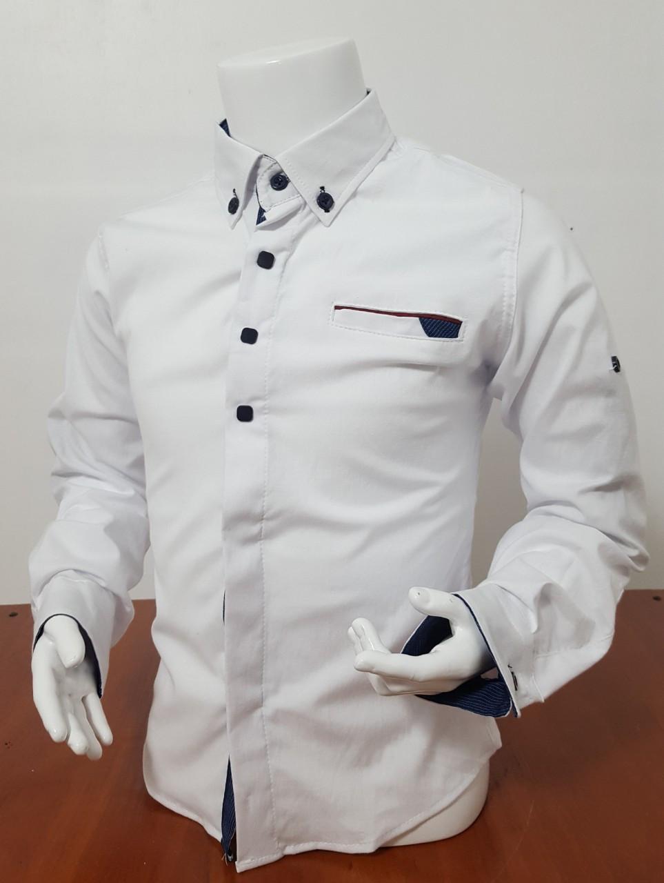 """Рубашка на мальчика (6-11 лет) """"Ahmad"""" LM-919"""