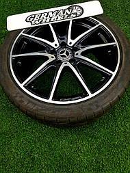 Оригинальные диски 19 / 20 - дюймовые Mercedes AMG GT C190
