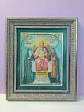 Реставрация,Оформление старинных икон.Обрамление икон, фото 6