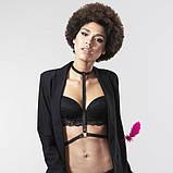 Портупея Bijoux Indiscrets MAZE - I Harness Black, фото 5