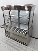 Витрина холодильная кондитерская 1500х700х1800