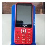 Мобільний телефон Sigma X-style 31 Power Red *