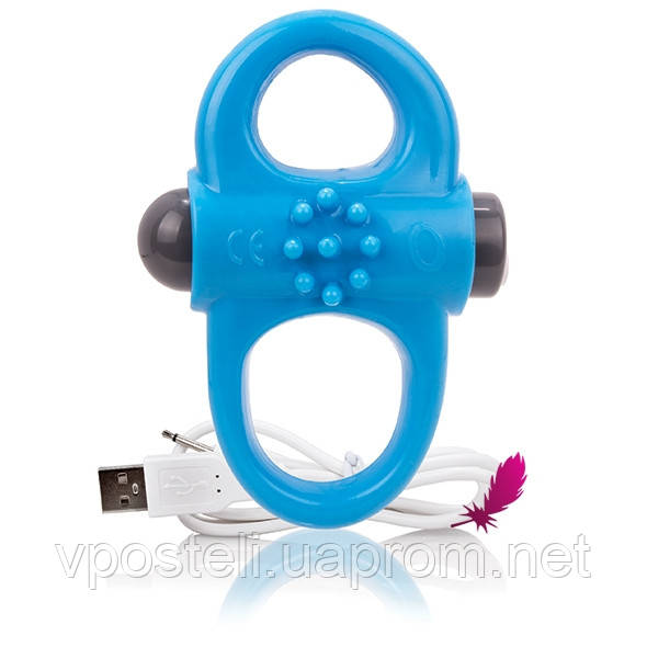 Эрекционное кольцо Screaming O - Charged Yoga