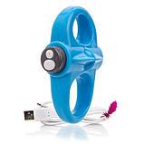 Эрекционное кольцо Screaming O - Charged Yoga, фото 3