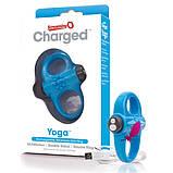 Эрекционное кольцо Screaming O - Charged Yoga, фото 4