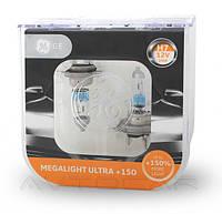 General Electric Megalight Ultra +150% Н7 2шт. 58520NXNU