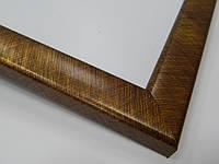 Рамка А2(594х420)24 мм.Золото в насечку.
