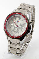 Мужские наручные часы Tomy Hiifiger, в стиле Томми Хилфигер  (код: 13536)