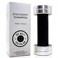 Мужская туалетная вода Davidoff Champion tester 90 ml