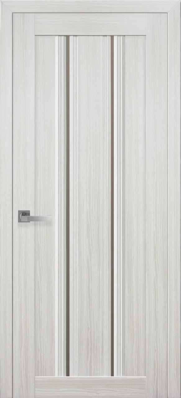 Двери Новый стиль Верона С1 BR Жемчуг Белый
