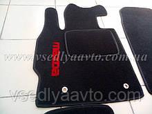 Водительский ворсовый коврик MAZDA CX7 с 2007 г.