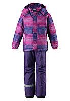 Зимний комплект для девочек Lassie 723732-5582. Размеры 122 - 134., фото 1