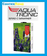 Газовая колонка Aquatronic JSD20-10A08 (Цветы), фото 1