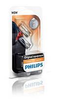 Автолампа Philips Vision W5W 12961 (1шт)