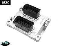 Электронный блок управления (ЭБУ) Opel Corsa C 1.2 16V 00-05г (Z12XE), фото 1
