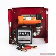 Мини АЗС для дизельного топлива Rewolt на 24В 80л/мин бесплатная доставка*, фото 3