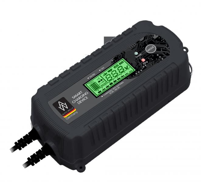 Автоматическое зарядное устройство AUTO WELLE 05-1208