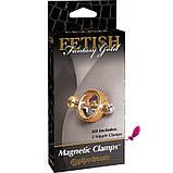 Магнитные зажимы на соски Fetish Magnetic, фото 4