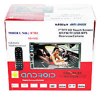 Автомагнитола пионер Pioneer 8702 GPS 4Ядра WiFi Adnroid 0970816242, фото 7