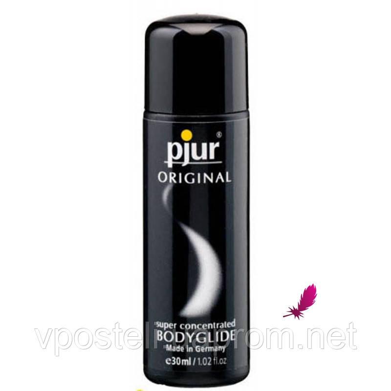 Силиконовая смазка для секса Pjur Original