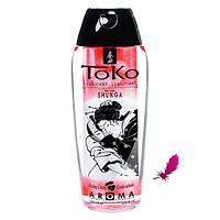 Ароматная смазка Shunga Toko Aroma вишня