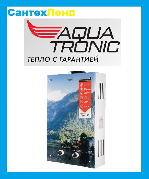 Газовая колонка Aquatronic JSD20-10A08 (Горы)