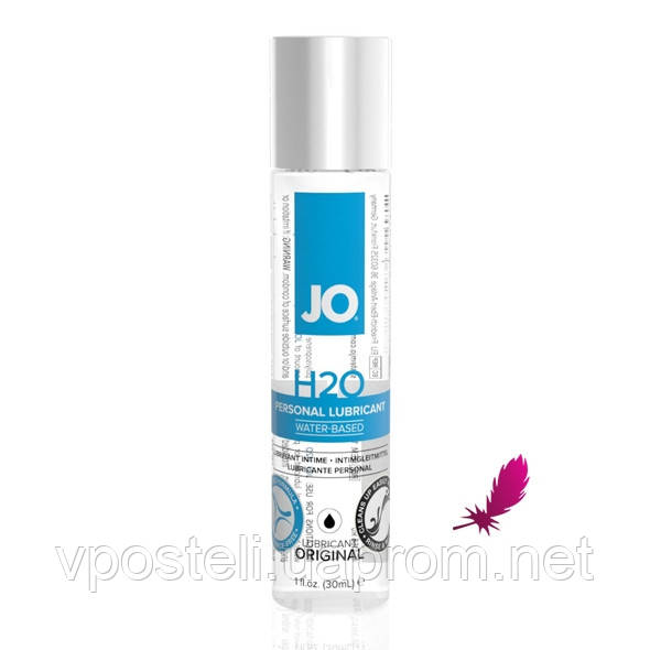 Смазка на водной основе System Jo H2O Lubricant (60 мл)