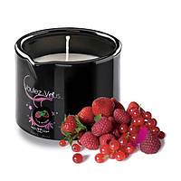 Массажная свеча VOULEZ-VOUS... Красные ягоды