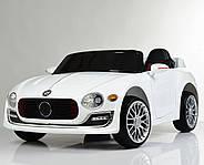Дитячий електромобіль Bentley M 4109EBLR-1 білий Гарантія якості Швидка доставка, фото 8