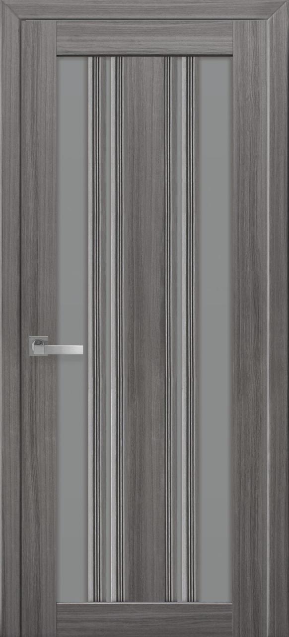 Двери Новый стиль Верона С2 GR Жемчуг Графит