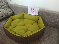 Диван лежанка Premium для  собак всех  (90 х 80 см.)