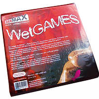 Виниловая простынь Wet Games, 180х220, фото 1