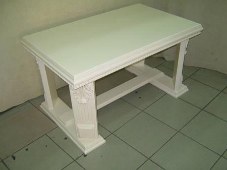 Стол журнальный ОФЕЛИЯ(слоновая кость)