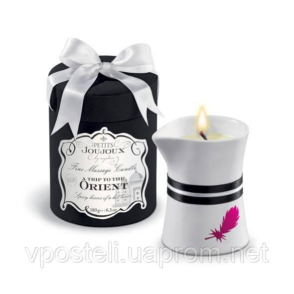Масажна свічка Petits Joujoux Orient, 190 мл