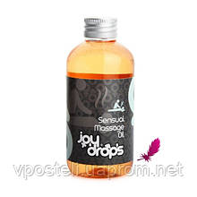 Массажное масло JoyDrops абрикос