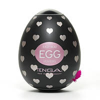Мастурбатор-яичко Tenga Lovers Egg, фото 1