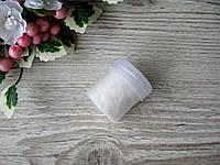 Флок. Цвет белый.  р-р 1 мм, объем 20 мл - цена 15 грн, фото 1