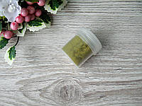 Флок. Цвет оливковая.  р-р 1 мм, объем 20 мл - цена 15 грн