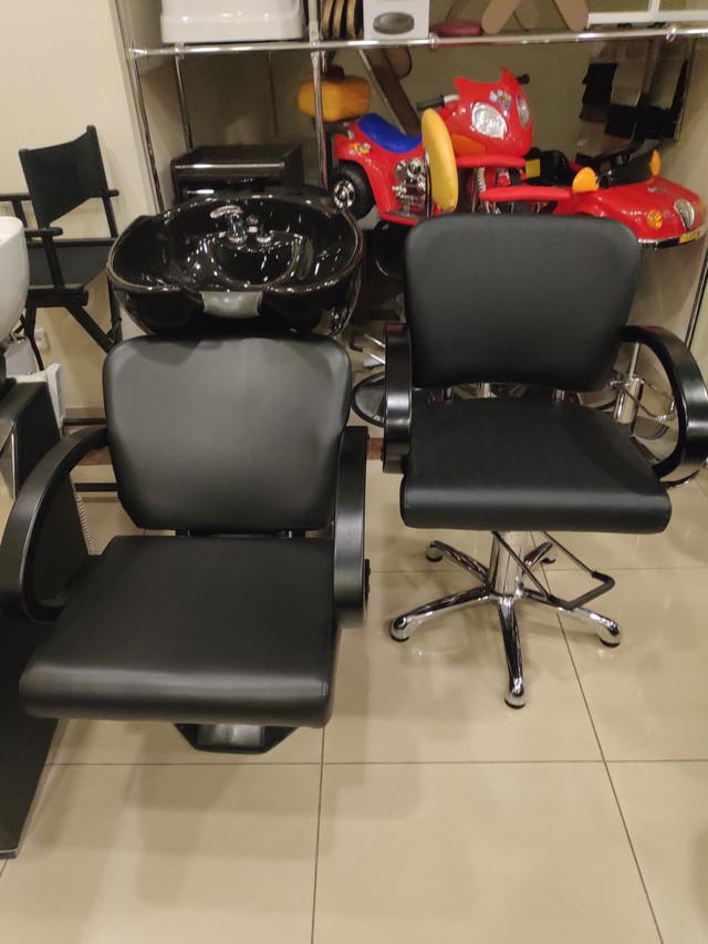 Парикмахерское кресло на гидравлике ZD-300