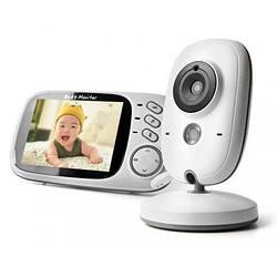 Видеоняня с дистанционным монитором VB 603 Белая