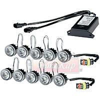 HELLA LEDayFlex комплект фар дневного освещения на 5 диодов / 2-х режимные