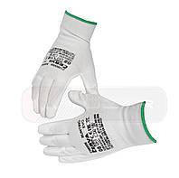 Перчатки Cerva Bunting EVO вязаные, цвет: белый