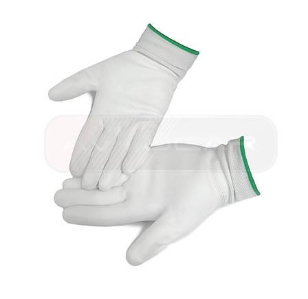 Перчатки Cerva Bunting EVO вязаные, цвет: белый, фото 2