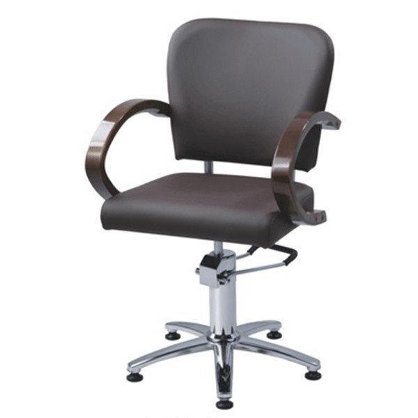 Кресло парикмахерское на гидравлике ZD-300
